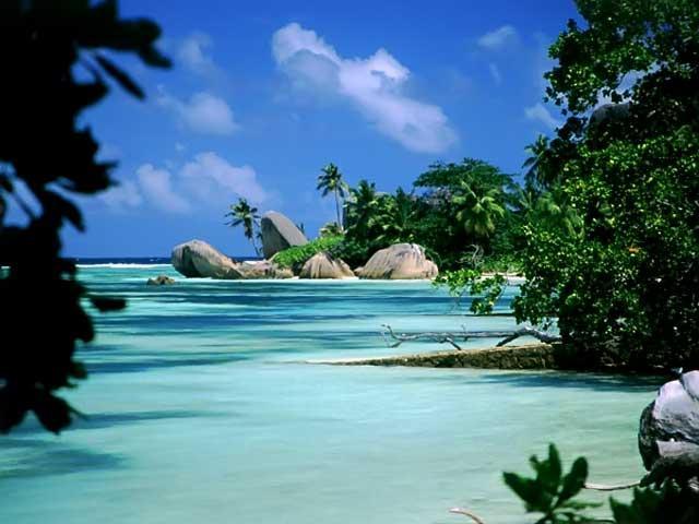 Картинки природа суша и море