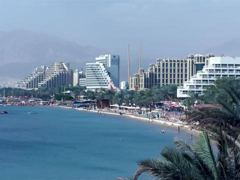 Ейлат - Израиль отдых на море