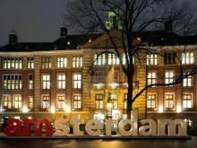 Красавец Амстердам радушно встречает гостей