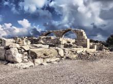 Отдых на море можно разнообразить поездкой в античный город Курион