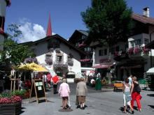 Так выглядит Австрийский курорт Зеефельд летом