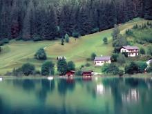 Австрия Летом – озера Каринтии