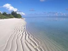Берег Индийского океана одна из туристических жемчужин Индии