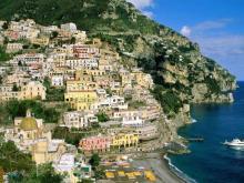 Морская береговая линия Италии очень разнообразна