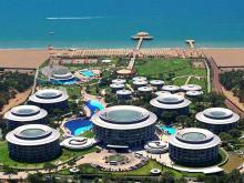 Лучший отель турецкого курорта Белек Calista Luxury Resort