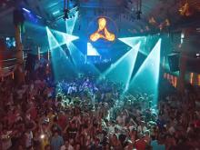 Популярная дискотека на Ибице, цена на вход в районе 50 евро