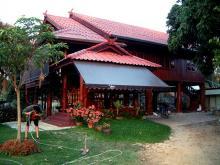 Такой дом, в тайском стиле стоит снять в Тайланде