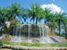 Доминикана. Стоит увидеть не один красивый водопад