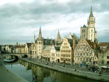 В Генте можно познать всю привлекательность туристической Бельгии.