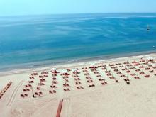 Так выглядит хороший пляж в Румынии