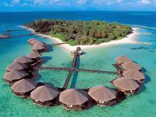 Отлель Baros один из самых лучших на Мальдивах