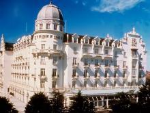 Шикарный Испанский отель