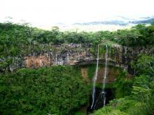 Необычная и очень красивая природа Маврикия