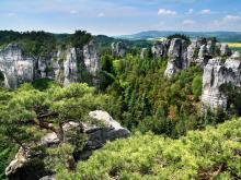 Отдых в Чехии это не только Прага и старинные замки, но и множество красивых уголков природы