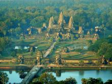Известные всему миру красивейшие достопримечательности Камбоджа