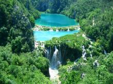 Завораживающая природная красота Плитвицких озер