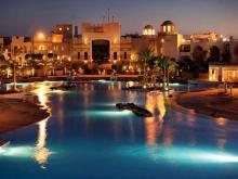 Некоторые отели в Египте напоминают маленькие города