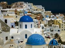 В Греции много известных культовых сооружений