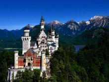 За 3 дня в Германии можно посмотреть красивые замки