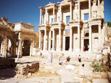 Майская туристическая программа в Турции это осмотр достопримечательностей без толпы