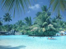 Отель на Мальдивах для двоих