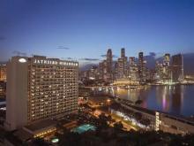 Mandarin Oriental отель в Сингапуре