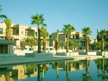 Марокканский отель, выдержанный в классическом арабском стиле