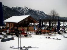 Лучшие горнолыжные курорты германии, такие как Гармиш-Партенкирхен создают отличные условия для отдыха лыжников