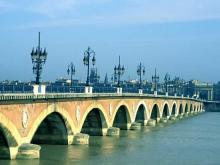 Мост Пон-де-Пьер в Бордо построен в честь Наполеона