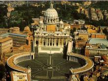 В один из дней короткого тура по Италии, обязательно посетите Ватикан