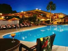 Тишина и романтика присутствует во многих хороших отелях Египта