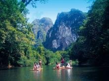 В национальных парках Тайланда бережно хранят природные и исторические ценности