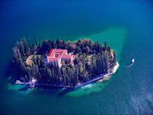 Отдых в Хорватии возможен не только на морском побережье, но и на островах