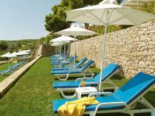 Места для отдыха в хорошем отеле Пелопоннеса