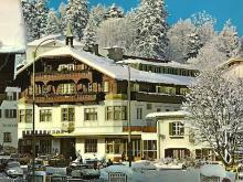 Один из отелей на Австрийском горнолыжном курорте Иглс