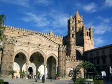 На острове Сицилия множество красивых памятников архитектуры