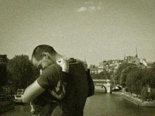 Париж город, который создан для двоих - двоих влюбленных