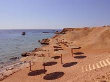 Пляж в Наама Бей