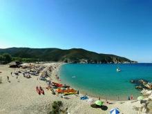 Чистейшие песчаные пляжи полуострова Халкидики