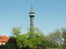 Петржинская обзорная башня – чешский ответ знаменитой башне в Париже