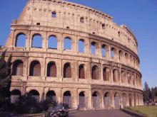 Достопримечательности Рима. Колизей