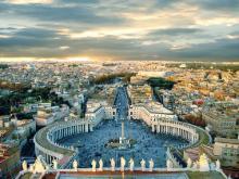 Достопримечательности Рима. Ватикан
