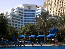 Очень хороший отель Sheraton Jumeirah Beach Resort