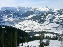 Горнолыжная сказка в швейцарских Альпах – курорт Гштаад