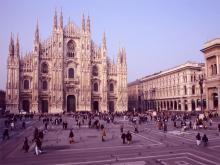 Собор в Милане, Италия