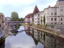 Швейцарский спа курорт Yverdon-Les-Bains