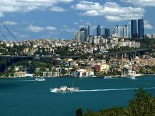 Неповторимое турпоездки в Стамбула - город на двух континентах