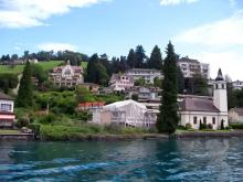 Швейцария термальный (спа) курорт Weggis