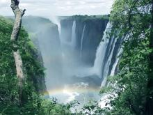 Экзотические туры в Африку. Водопад Виктория