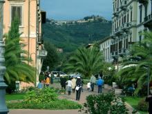 Монтекатини-Терме одно из самых приятных и уютных мест в Италии
